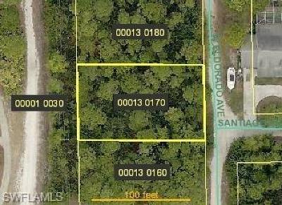 Bonita Springs Residential Lots & Land For Sale: 23128 El Dorado Ave
