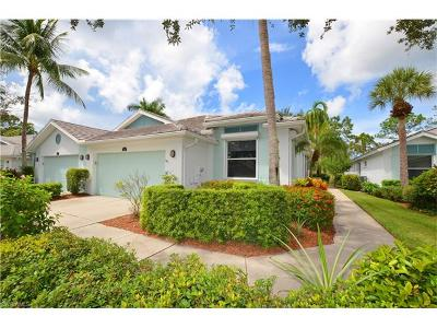 Naples Single Family Home For Sale: 653 Mainsail Pl