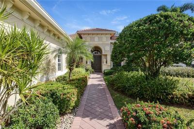 Naples FL Single Family Home For Sale: $819,000