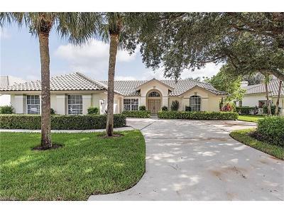 Bonita Springs Single Family Home For Sale: 13231 Bridgeford Ave