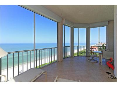 Bonita Springs Condo/Townhouse For Sale: 255 Barefoot Beach Blvd #PH01