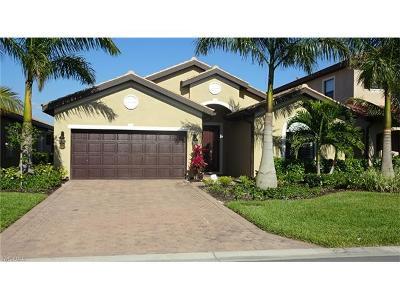 Bonita Springs Single Family Home For Sale: 26111 Grand Prix Dr