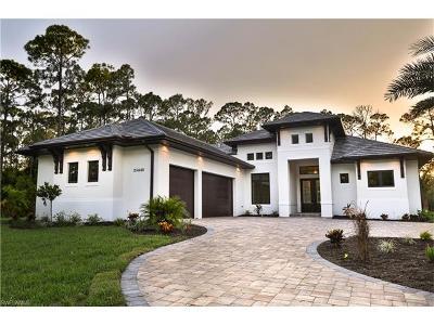 Bonita Springs Single Family Home For Sale: 25440 Luci Dr