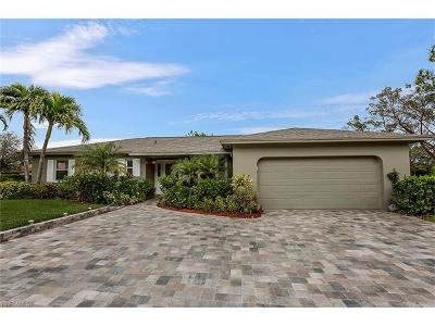 Marco Island Single Family Home For Sale: 1426 San Marco Rd