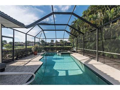 Naples Single Family Home For Sale: 14473 Indigo Lakes Cir