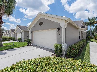 Naples Single Family Home For Sale: 8153 Tauren Ct