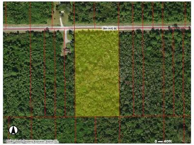 Naples Residential Lots & Land For Sale: SE 26th Ave