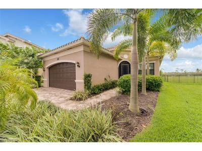 Naples Single Family Home For Sale: 3298 Tahoe Ct