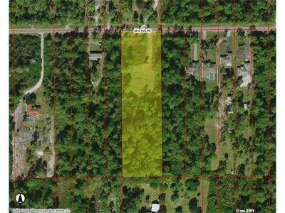 Naples Residential Lots & Land For Sale: 1980 NE 22nd Ave