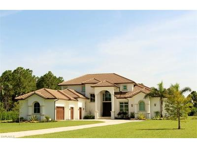 Naples Single Family Home For Sale: 420 22nd Ave NE