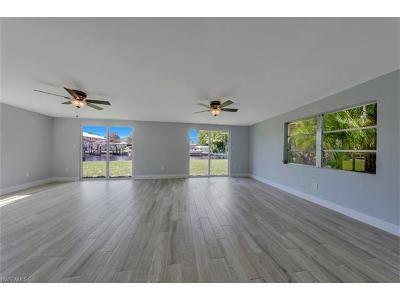 Bonita Springs Single Family Home For Sale: 4810 Regal Dr