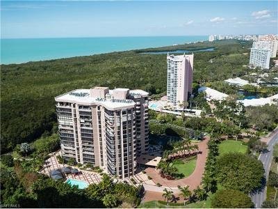 Naples Condo/Townhouse For Sale: 6075 Pelican Bay Blvd #903