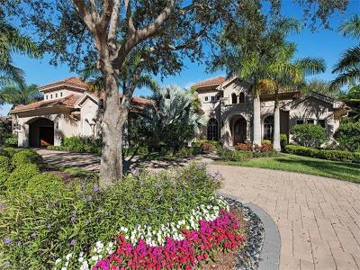 Naples Single Family Home For Sale: 13871 Williston Way