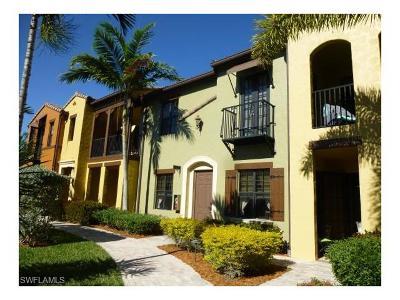 Naples Condo/Townhouse For Sale: 9134 Chula Vista St #12503