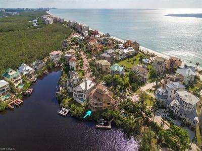 Bonita Springs Single Family Home For Sale: 230 Barefoot Beach Blvd