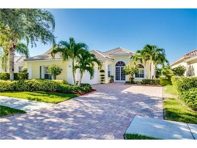 Naples Single Family Home For Sale: 7540 Garibaldi Ct