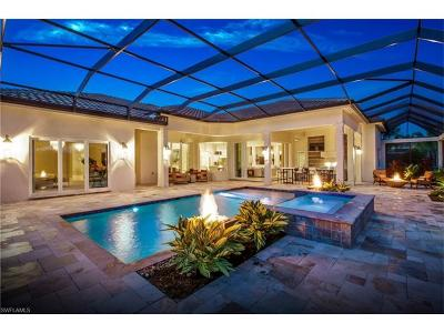 Naples Single Family Home For Sale: 28044 Castellano Way