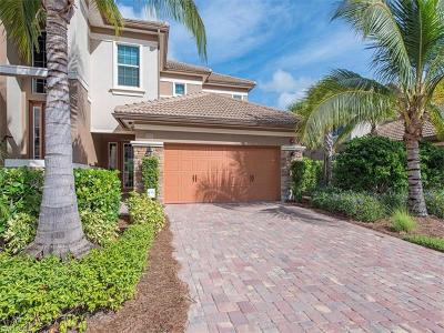 Naples Condo/Townhouse For Sale: 8074 Players Cove Dr #102