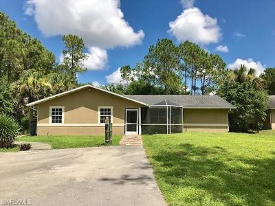 Naples Single Family Home For Sale: 291 NW 20th Ave