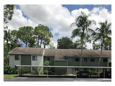 Naples Condo/Townhouse For Sale: 3018 Kings Lake Blvd #3018