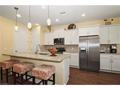 Naples Single Family Home For Sale: 16309 Winfield Ln