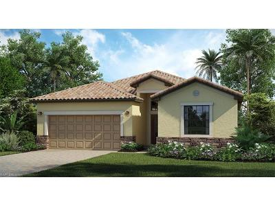 Cape Coral Single Family Home For Sale: 2521 Caslotti Way