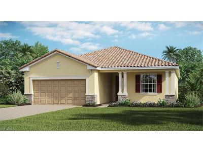 Cape Coral Single Family Home For Sale: 2537 Caslotti Way