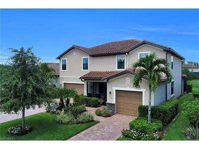 Estero Single Family Home For Sale: 13512 White Crane Pl