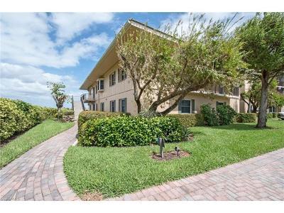 Condo/Townhouse For Sale: 3400 N Gulf Shore Blvd #O2