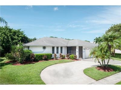 Marco Island Single Family Home For Sale: 148 Bermuda Rd
