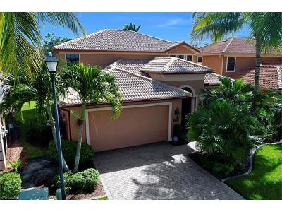 Fort Myers Single Family Home For Sale: 9182 River Otter Dr