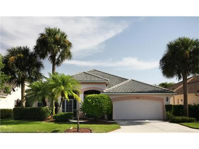 Bonita Springs Single Family Home For Sale: 12680 Hunters Ridge Dr