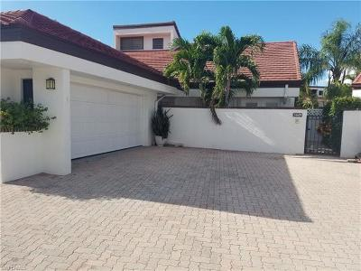 Fort Myers Single Family Home For Sale: 5449 Harbour Castle Dr