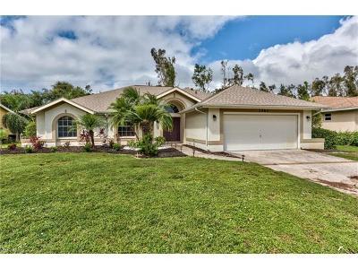 Estero Single Family Home For Sale: 3980 Preserve Way