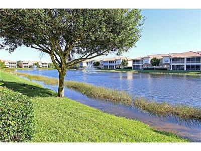 Estero Condo/Townhouse For Sale: 21547 Baccarat Ln #104