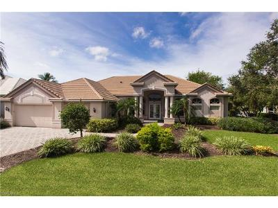 Fort Myers Single Family Home For Sale: 11950 Rosemount Dr