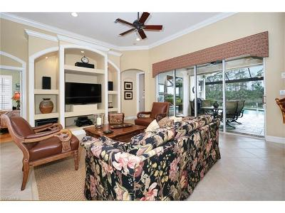 Estero Single Family Home For Sale: 22060 Longleaf Trail Dr