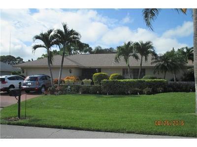 Bonita Springs Single Family Home For Sale: 9913 Ortega Ln