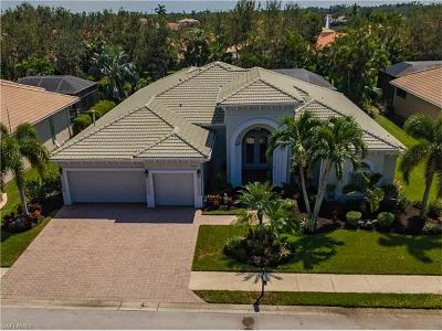 Estero Single Family Home For Sale: 8447 Sedonia Cir