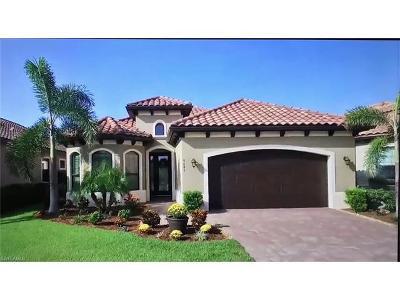 Bonita Springs Single Family Home For Sale: 9097 Isla Bella Cir