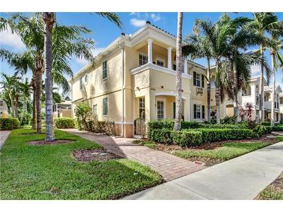 Bonita Springs Condo/Townhouse For Sale: 14620 Escalante Way