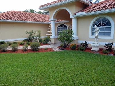 Bonita Springs Single Family Home For Sale: 10410 W Strike Ln