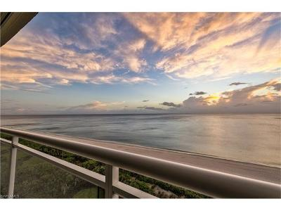 Collier County Condo/Townhouse For Sale: 11125 Gulf Shore Dr #704