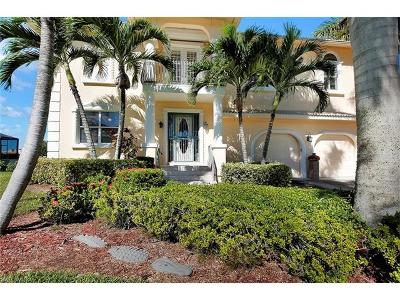 Marco Island Single Family Home For Sale: 840 S Heathwood Dr