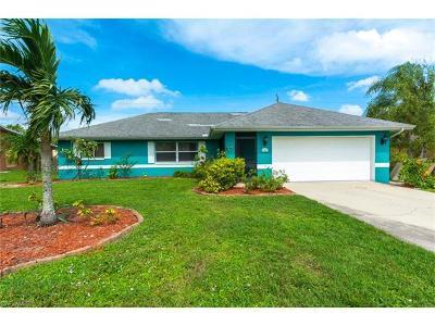 Bonita Springs Single Family Home For Sale: 11811 Amanda Ln
