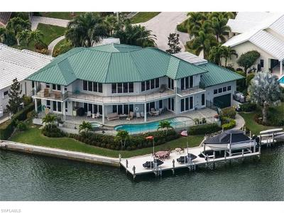 Marco Island Single Family Home For Sale: 940 Tulip Ct