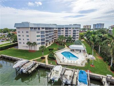Marco Island Condo/Townhouse For Sale: 270 N Collier Blvd #303