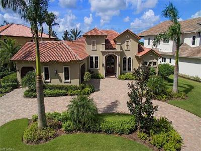 Naples Single Family Home For Sale: 16659 Pistoia Way
