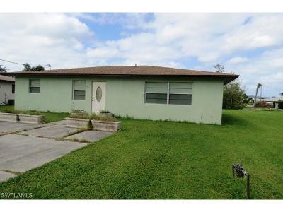 Bonita Springs Single Family Home For Sale: 4937 Esplanade St