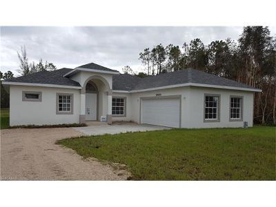 Bonita Springs Single Family Home For Sale: 24001 Stillwell Pky